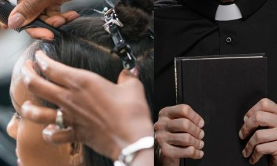 Hairdresser left homeless after sowing her rent as seed in church