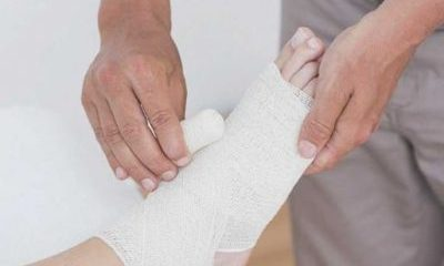 Scientists Develop Bandage That Heals Wounds Faster