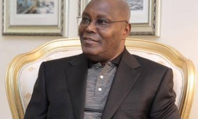 Ex-VP Atiku Abubakar Notifies PDP Of His Intention To Contest Presidential Ticket