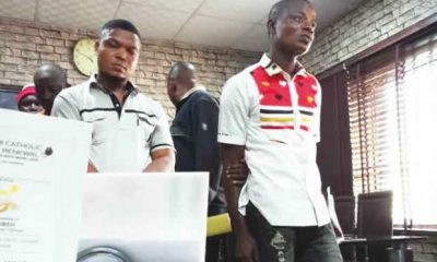 olice Arrest Two For Attempting To Kidnap Top Customs Officer, Fami