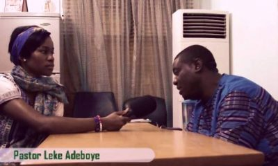 Stop Asking Churches For Help – Pastor Adeboye's Son Tells Nigerians