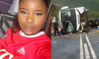 Makeup Artist Dies While Returning From An N8k Bridal Job In Delta State