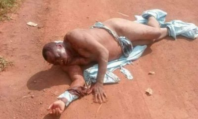 Monarch Beaten To Death, 15 Houses Burnt In Enugu