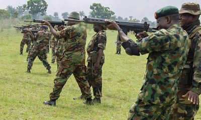 Troops Rescue Captives After Gun Battle With Kidnappers