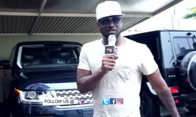 """She Was There For Me When I Had Nothing"" – Peter Okoye On His Car Gift To Wife Lola 