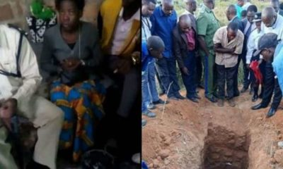 Girl Believed To Be Dead Resurrects Two Years After Burial[Photo]