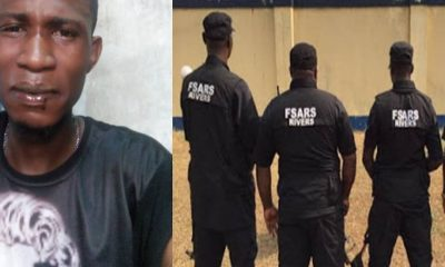 SARS Officials Allegedly Maltreated Young Man In Lagos