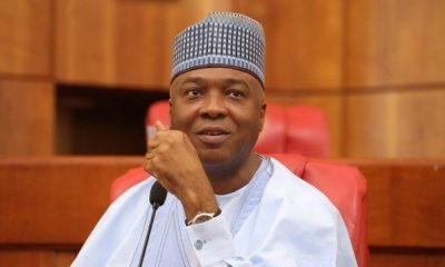 JUST IN: DSS Partially Restores Saraki's Security Details