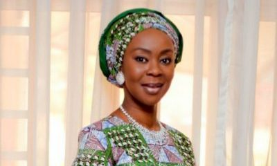 I'm British, Saraki's Wife Tells Seychelles' Investigators Probing Alleged Money Laundering