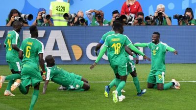 Senegal Records Africa's First Win, Defeats Poland