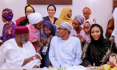 "President Muhammadu Buhari on Thursday reassured Nigerians that his administration was working hard to restore peace and socio-economic prosperity in the country. The President gave the reassurance when he hosted Nigerian Artistes and Youth organisations to breaking of fast at the Presidential Villa, Abuja. He stated that the Nigerian constitution had provided him the opportunity to work diligently towards uplifting the quality of life of all Nigerians irrespective of their socio-political backgrounds. He, therefore, pledged that his administration would continue to implement policies and programmes aimed at creating enabling environment for the youth to progress in different human endeavours. ""We are trying very hard to normalize situation in the country for you. I'm very pleased with the position of our constitution. ""No matter how good you are you don't have more than two terms and no matter how bad you are you can hardly last more than the first term. So, this generosity of the constitution I respect very much. ""It gives me the opportunity to round up having been a governor, minister, head of state in uniform and then going to the Supreme Court three times to complain about my being rigged out,'' he said. President Buhari also pledged that his administration would continue to encourage the youth to pursue their careers in meaningful disciplines to enable them become not only self-sustaining but also employers of labour in the society. He reiterated his call for massive voter education across the country to enable electorate, especially the youth obtain the Permanent Voter Card (PVC) as the nation prepared for the 2019 general elections. He said: ""I will continue to dedicate my time to make sure that Nigerians are enlightened on the importance of voter education because this is vital for good governance. ""God brought us here but technology assisted us in being where we are today. So, please continue to pursue your education at all levels to improve yourselves and contribute to the betterment of your respective communities.'' Mr Kunle Afolayon, who spoke on behalf of the Artistes, lauded the Buhari administration for its concern for the well beings of all Nigerians through the implementation of various social intervention programmes in the country. He promised that Nigerian Artistes would continue to mobilise support for the Buhari administration to enable it to deliver more dividends of democracy to Nigerians. NAN"