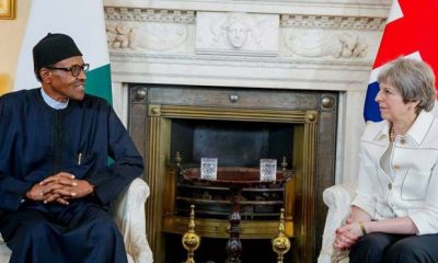 President Buhari Wants UK Government To Revoke Looters Visa