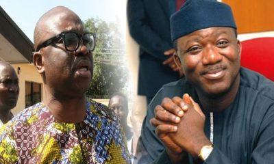 Governor Akeredolu Brought Thugs From Akure To Kill And Maim Ekiti People