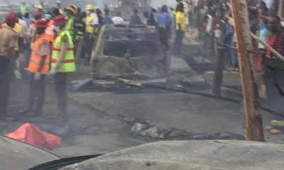 Two Die In Another Lagos Accident On Otedola Bridge