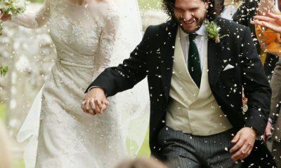 JON SNOW IS MARRIED