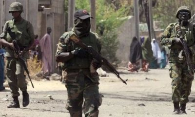 Boko Haram Invade IDP Camp In Borno To Kill 4 People