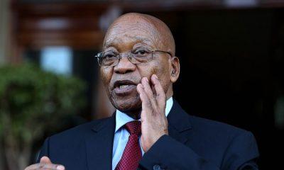 Former President Jacob Zuma's Son Dies