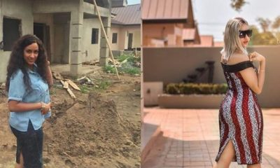 Juliet Ibrahim Shows Off New House In Ghana, Shares Touching Story Of How She Rose From Being A Refugee To A Celebrity