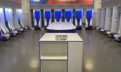 Japan Hailed As 'An Example For All Teams' For Leaving Their Dressing Room Spotless After World Cup Defeat By Belgium (Photos)