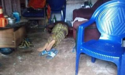 Hunter Kills His Son's Wife, Then Commits Suicide In Delta State (Graphic Photos)