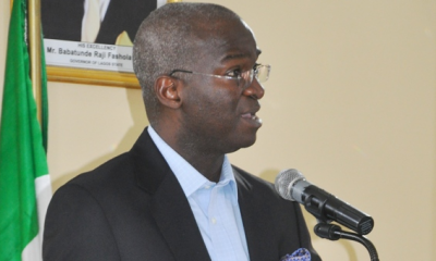 ''Have mercy on low income earners and collect rent in arrears'' Fashola tells Landlords