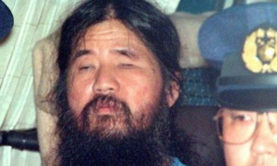 7 Members Of The 'Doomsday Cult' Executed In Japan