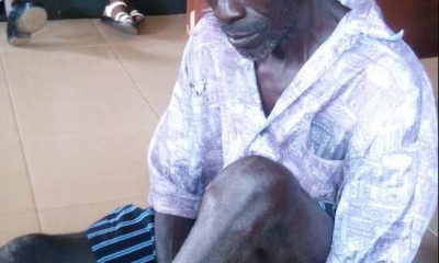 65-Year-Old Man Arrested For Defiling And Impregnating 13-Year-Old Schoolgirl In Edo