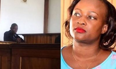 25-Year-Old Student Jailed For 2 Years For Stalking And Confessing Love For Female Lawmaker In Uganda