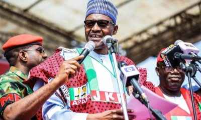 ''Politicians Are Blackmailing Me Over Herdsmen/Farmers Crisis'' President Buhari