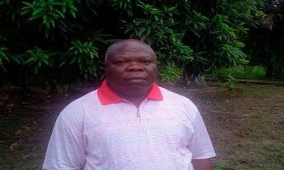 Ex-Commissioner In Bayelsa state, Lionel Jonathan-Omo, Dies After Falling Off His Balcony