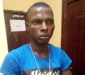 Pick pocket lands in police net after stealing from an undercover RRS officer on surveillance duty