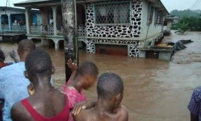 Flood In Abeokuta Kills At Least Five People Including Two Children