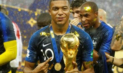 France's Kylian Mbappé, 19, To Donate Entire 2018 FIFA World Cup™ Match Salary To Charity