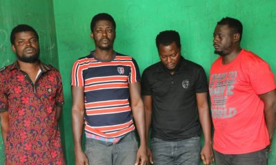 Police Dismisses Four SARS Operatives For Armed Robbery, Kidnapping And Unlawful Detention...Charge Them To Court