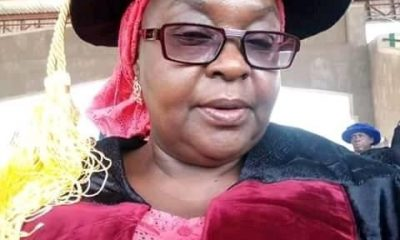 Former Commissioner For Education in Katsina state, Halimatu Sa'adiya Idris, Killed By Armed Robbers