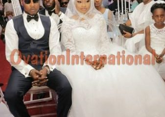 Alaafin Of Oyo's Daughter Weds, See Photos From Her Nikkah Ceremony