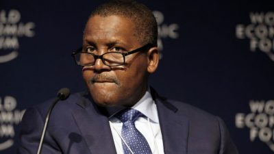 Africa's Richest Man Has Lost Over $100 Million Of His Net Worth In Less Than 2 Months
