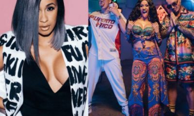 Cardi B Becomes The First Female Rapper With Two Billboard Hot 100 No. 1s