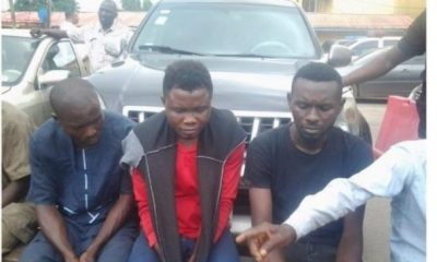 Houseboy Sells Boss' N10M Jeep For N50 Thousand