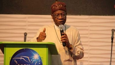 80% Of What You Read On Social Media Is Fake – Lai Mohammed Tells Nigerians In Diaspora