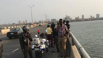 Why I Jumped Off Lagos Bridge – Student Confesses