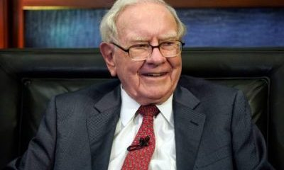 Warren Buffett Donates $3.4 billion to five charities