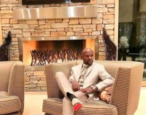 Mayweather In Beverly Hills Mansion Controversy