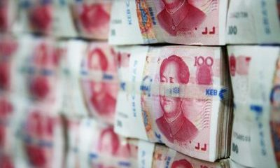 Nigeria Sells Yuan For First Time as It Deepens China Ties