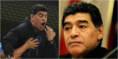 Diego Maradona Offers To Coach Argentina For Free