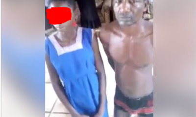 Married Man With 2 Wives Caught Sleeping With Primary School Pupil