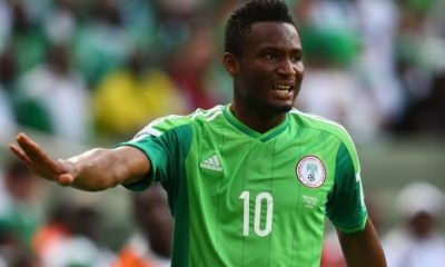 My Dad Was Kidnapped Two Hours Before Argentina Tie – Mikel