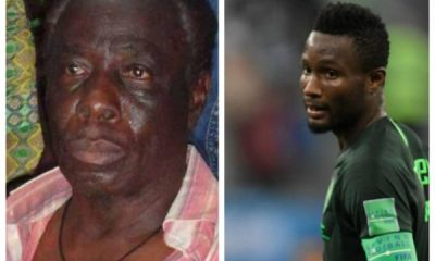 Mikel Hasn't Called Me In 5 Years, But Kidnappers Think He Sends Millions To Me – Father