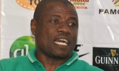 Super Eagles Coach Salisu Yusuf Caught On Camera Receiving $1000 Bribe To Field Players