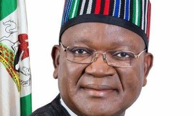 No Going Back On My APC Exit – Ortom